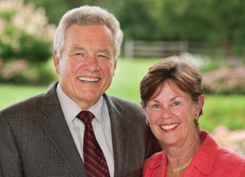 John and Margie Wheeler