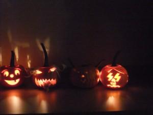 Przemo - pumpkin 2