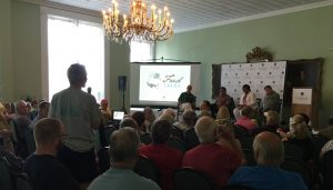 Cleveland Foundation Fred Talks Welcoming Cities at Chautauqua Institution