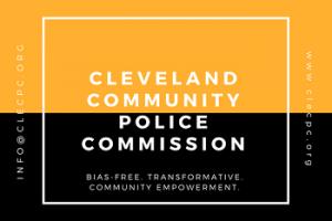 Cleveland Community Police Commission logo