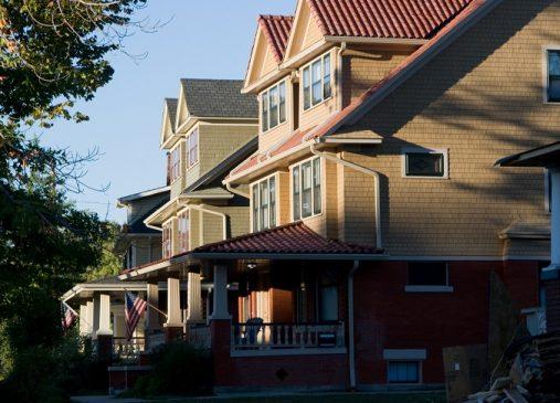 Image of homes in Glenville