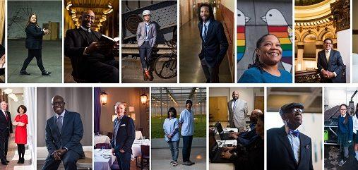 Composite of Place.Maker Portraits