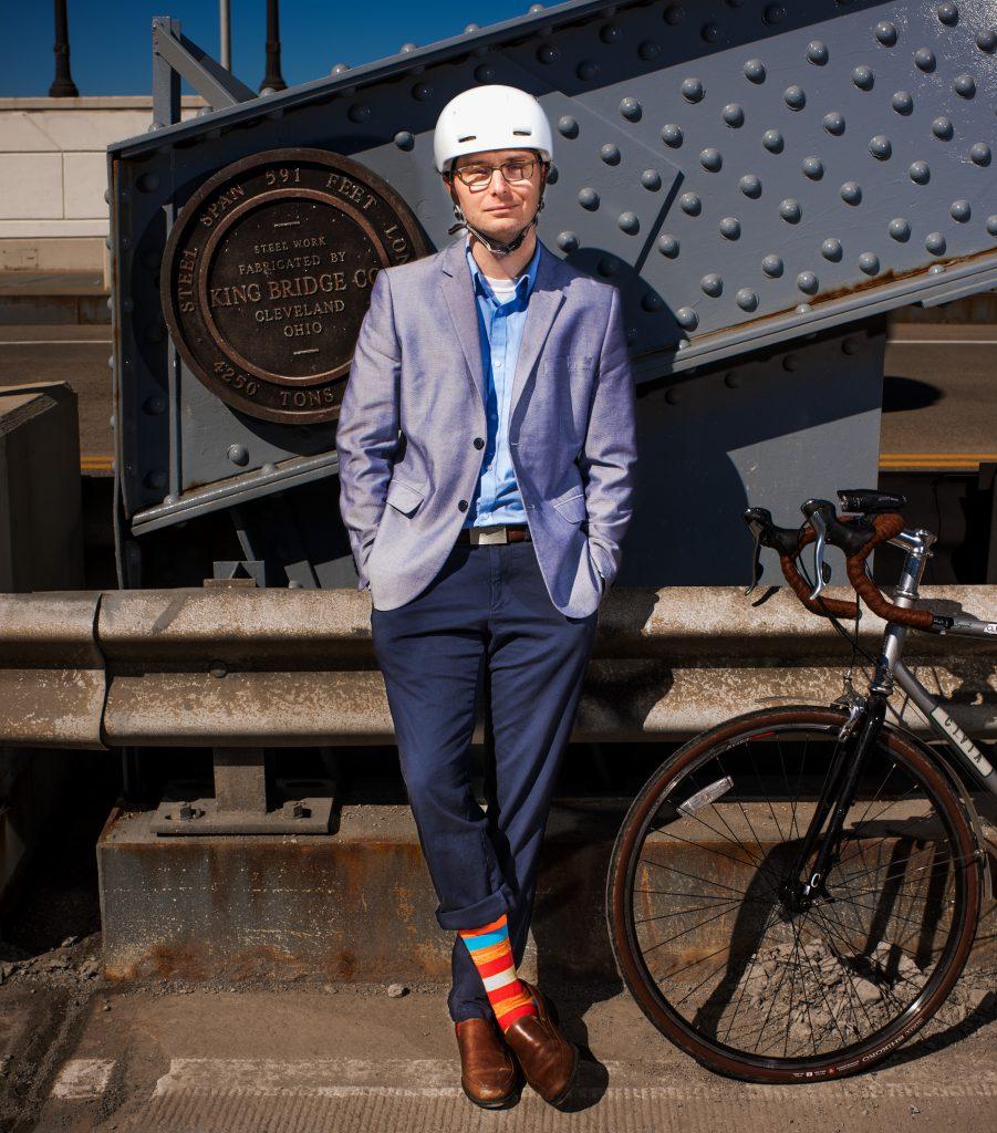 Jacob VanSickle - Bike Cleveland